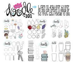 Doodle 101 / Sue Carroll – 1Arthouse