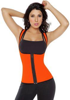 05f7aeb143 Neoprene body shaper hot Thermo sweat shapewear NEW Neoprene Body Shaper  Hot Thermo Sweat Shapewear Womens Weight Loss Tank Top Neoprene Sauna Waist  Cincher ...