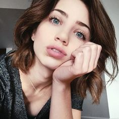 Emily Rudd get good skin too - read http://skincaretips.pro