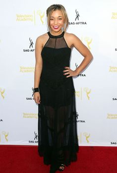 Aug. 12, 2014 Actress Zoe Soul attends the Television Academy and SAG-AFTRA Presents Dynamic & Diverse: A 66th Emmy Awards Celebration of Diversity at the Leonard H. Goldenson Theatre on August 12, 2014 in North Hollywood, California. (Photo by Frederick M. Brown/Getty Images)