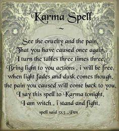 Should you summon Karma?