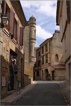 Bergerac (Dordogne) - ruelle