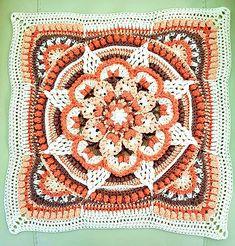 Ravelry: The Amanzi Block/Throw pattern by Jen Tyler
