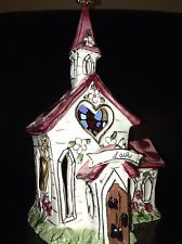 Love Church, Blue Sky Clayworks, Heather Goldminc 2004