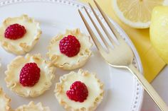 Lemonade Tarts! I am making these sometime this week. Great way to start the summer :)