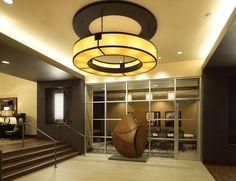 Hotel Lighting | Made in LA | Custom Made by iWorks