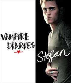 The Vampire Diaries Stefan Salvatore