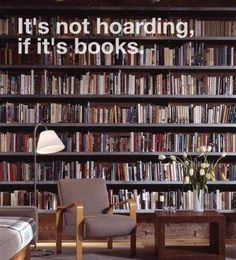 It's called a library (: I Love Books, Books To Read, My Books, Book Memes, Book Quotes, Fun Quotes, Book Nooks, Love Reading, Reading Room