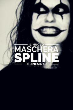 Carlo Macchiavello ci smaschera le nuove maschere spline di Cinema 4D. Clicca qui per iscriverti subito al corso Cinema4D da noi: http://www.espero.it/corsi-cinema-4d?utm_source=pinterest&utm_medium=pin&utm_campaign=3DArchitecture