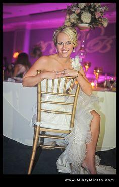 We specialize in Gourmet Wedding Truffles!