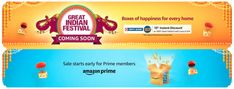Amazon Great Indian Festival Sale 2021 [ Sep-Oct 2021 ] 1