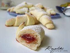 Desert Recipes, Relleno, Cat, Russian Cookies, Russian Recipes, Breads, Dinner Rolls, Raspberry, Wilderness