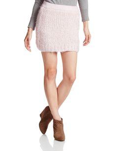 Amazon.co.jp: (スナイデル)snidel ミニニットスカート SWNS144175 66 PNK F: 服&ファッション小物
