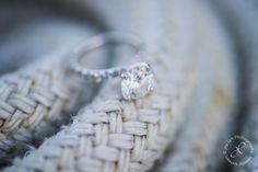 Engagement ring, nautical