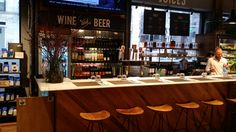 Stop by #BraziliaCafe and try out our new #wine and #beer #bar! We've got beer on #tap!