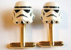 Strormtrooper Cufflinks