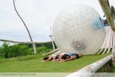 Bubble Boy Zorb Boracay