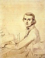 Portrait of Charles Gounod