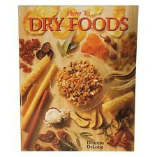 """How to dry foods"" cookbook - Google Search"