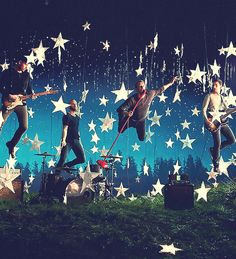 'Cause in a sky full of stars I think I see you | Coldplay