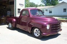 1948 Studebaker Pickup Truck Picture