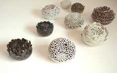 cell inspired ceramics - Google Search