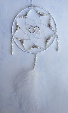 wedding dream catcher