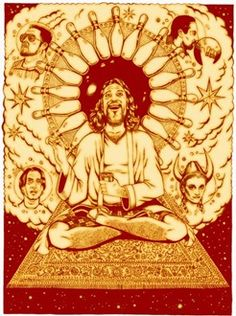 Duderonomy - get ordained at dudeism.com.
