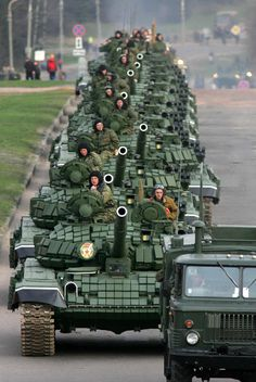 soviet military | Old Russian Tanks Relied on 'Overwhelming' Force | Danger Room | Wired ...