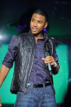 """Trey Songz  Tremaine Aldon Neverson (born November 28, 1984), better known by his stage name Trey Songz, is an American recording artist, producer and actor. He has released three studio albums: I Gotta Make It, Trey Day and Ready.  In 2009, """"Can't Help but Wait"""" earned Songz a nomination for Best Male R&B Vocal Performance at the 2009 Grammy Awards ceremony.[7] He announced the upcoming release of his third album, Ready, was released in September 2009. Prior to the release of Ready,.."""