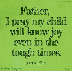 Joyful Mom Prayers - Day 30