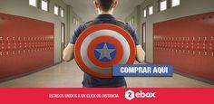 Social, Captain America, Ebay, Superhero, Medium, Fictional Characters, Shopping, Coat Of Arms, United States