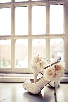 definitely my wedding shoes