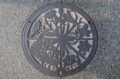 Kurate Town Manhole Cover