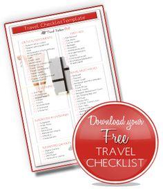 Packing Checklist From Travelsmith Www Silktraveler Com