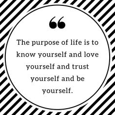 .  .  .  .  #quote #knowyourself #loveyourself #trustyourself #beyourself #motivation #monday #feelgood #quotestoliveby #happy #life #goodvibes