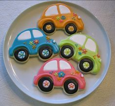 VW Cookies