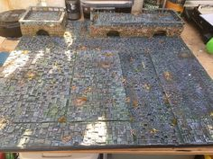 The Lost and the Very Damned: Modular Terrain Board 1