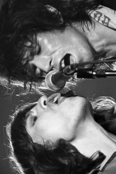 Mick Jagger & Keith Richards, 1975