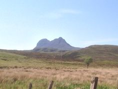 Driving to Lochinver caught this snap of Suilven on a beautiful clear day. Heaven On Earth, Mountains, Nature, Travel, Beautiful, Naturaleza, Viajes, Destinations, Traveling