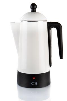 C3 Design Perkolator 10 kp Vit 30-30205