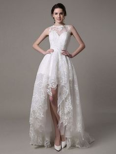 Prom Dresses, Formal Dresses, Today Show, Couture, Go Shopping, Boho, Wedding Gowns, Lace Wedding, High Low