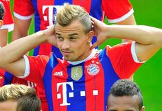 Stoke reveal plans for shock Shaqiri swoop