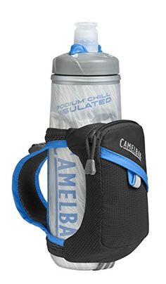 CamelBak Quick Grip Chill 21 oz Backpack Black One Size *** Learn more by visiting the image link.Note:It is affiliate link to Amazon. #follow4follow