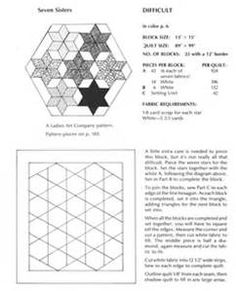 Sisters Quilt Patterns And Quilt On Pinterest