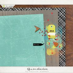 Quality DigiScrap Freebies: Life is an Adventure tiny kit freebie from Valorie Wibbens