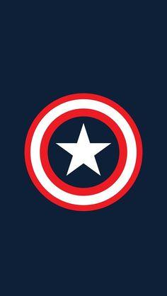 Marvel Universe Captain America Shield - The iPhone Wallpapers Hero Marvel, Marvel Art, Captain Marvel, Marvel Comics, Marvel Avengers, Marvel Logo, Avengers Movies, Films Marvel, Captain America Logo