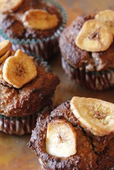 The All or Nuttin Muffin Gluten Free Flour, Dairy Free, Natural Born Feeder, Come Dine With Me, Asian Market, Banana Chips, Coconut Sugar, A Food, Food Processor Recipes
