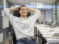 Pausas no trabalho são importantes para a produtividade; saiba como aproveitá-las - Fotos - R7 Educação