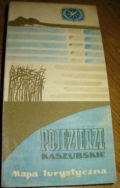 POJEZIERZE KASZUBSKIE - MAPA - PPWK -1967 -SIWYDTP (4485834752) - Allegro.pl - Więcej niż aukcje.